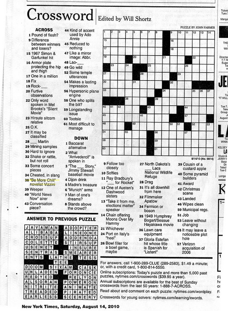 new york times crossword printable september 2013 birdsoup 23776 | nyt crossword